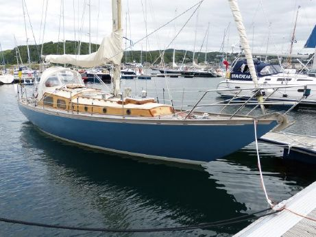 1958 Morgan Giles 35' Sloop