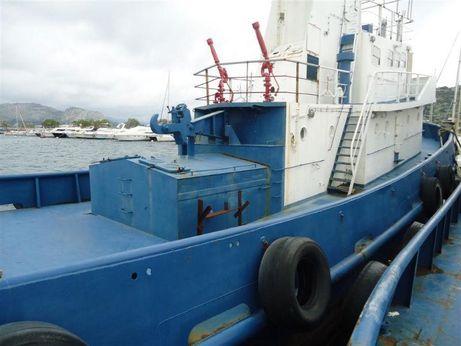 1976 Tug Boat 28.60m