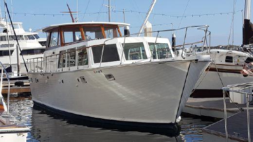 1968 Hunter Motoryacht