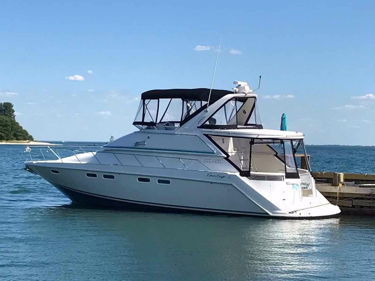 Boats For Sale Cincinnati >> 1994 Chris-Craft 421 Continental Power Boat For Sale - www.yachtworld.com