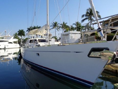 1991 Jones Goodell Pilothouse Sloop
