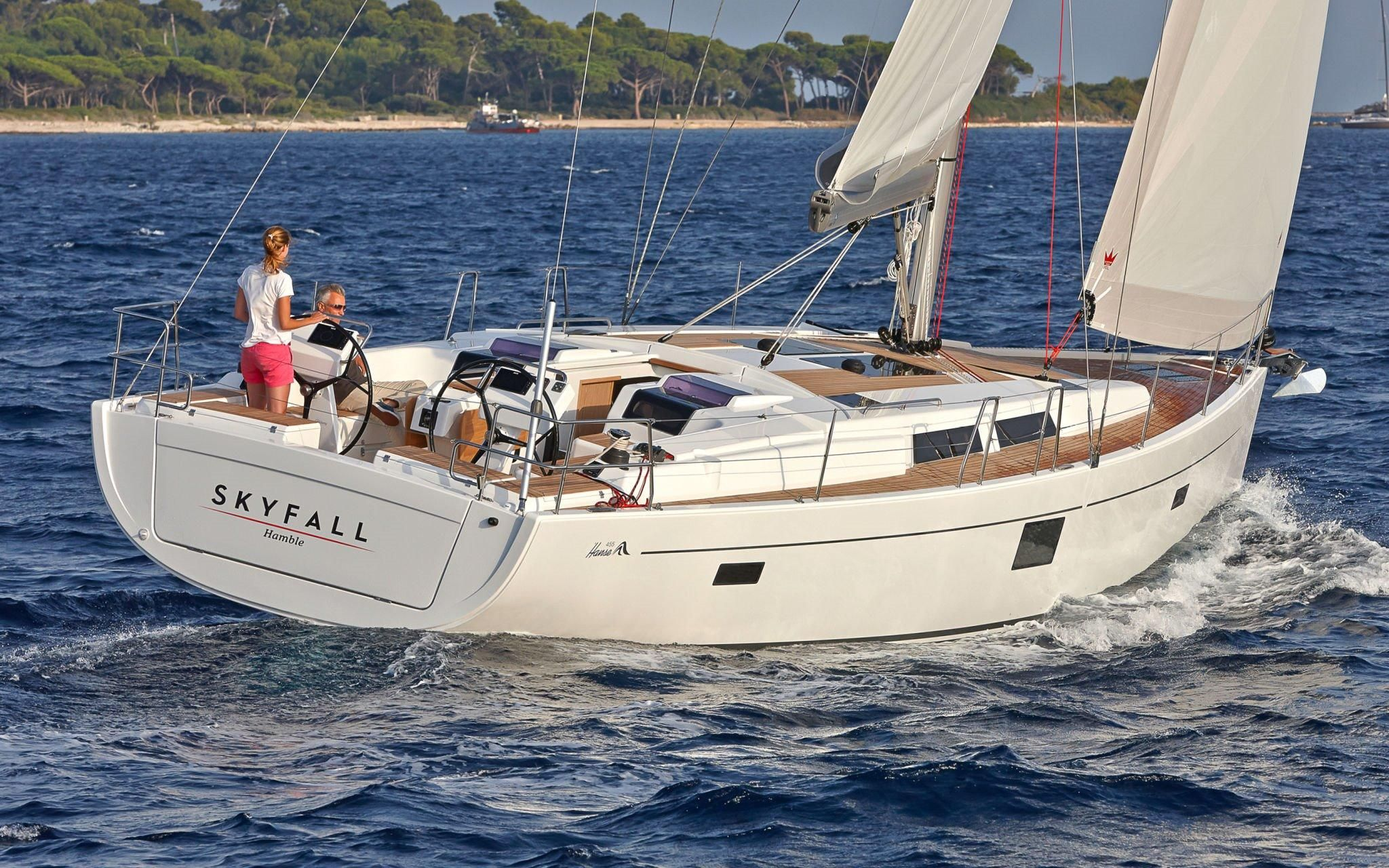 Hanse sail boat for sale yachtworld