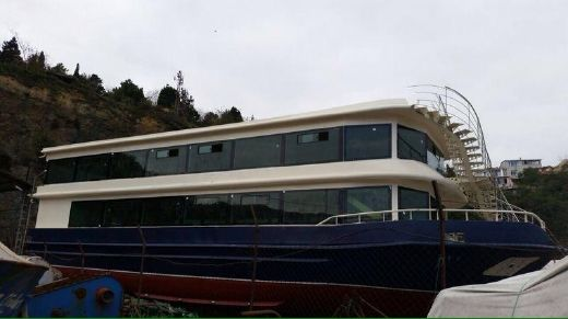 2015 Custom TOURIST SHIP