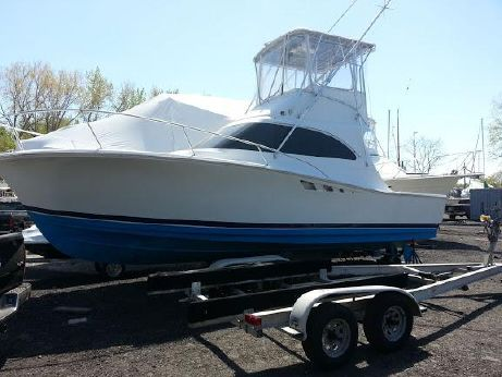 1998 Luhrs Tournament 320 Convertible