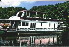 1999 Horizon Houseboat