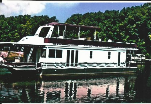 1999 Horizon 65' House Boat