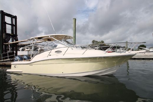 2006 Scout 262 Abaco
