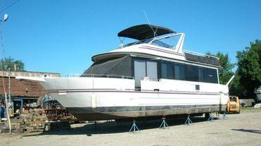 1994 Skipperliner 560 Intercoastal MY