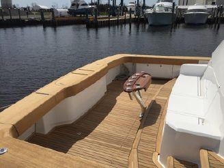 thumbnail photo 0: 2019 Viking 82 Enclosed Bridge
