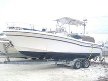 1987 Grady-White 249 Fisherman Center Console