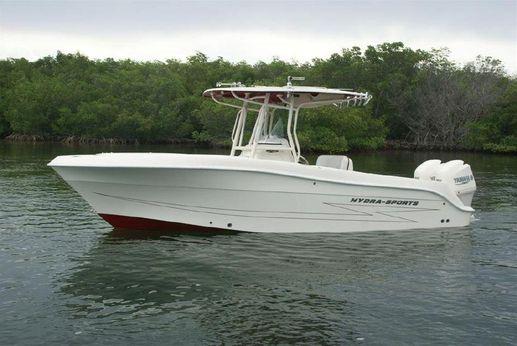 2012 Hydra-Sports 2500 CC