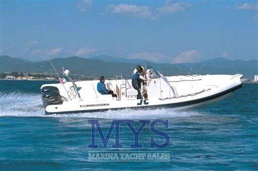 2003 Jokerboat CLUBMAN 28'