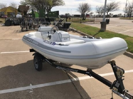 2010 Williams Jet Tenders Turbojet 325