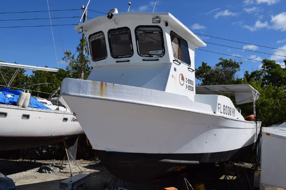1984 Defender 39 Commercial Power New and Used Boats for Sale -