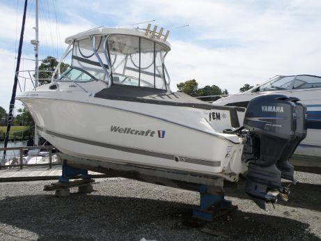 2008 Wellcraft 252 Coastal