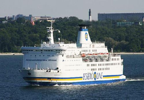 1981 Ferry Cruising Ship