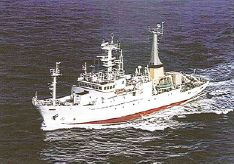 1993 Custom Training Vessel