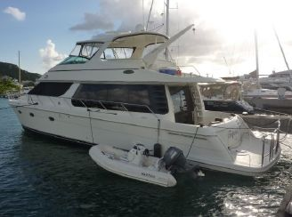 2004 Carver 57 Pilothouse Voyager