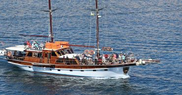 1989 Sailboat Turkish Gulet