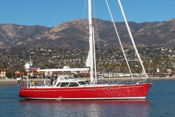 Farr 60 Pilothouse Sailboat for sale