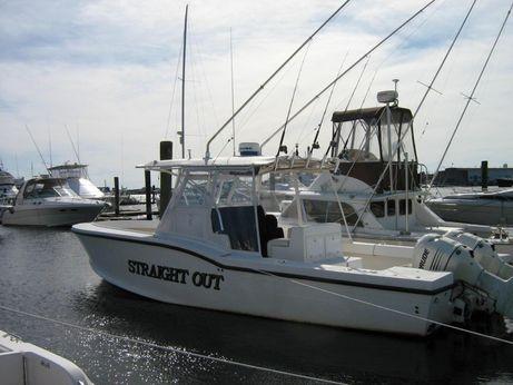 2003 Ocean Master 31 Center Console