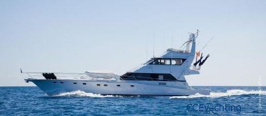 2009 Circa Marine - Aliura Yachts WARWICK 82 CA, SPORT FISHER