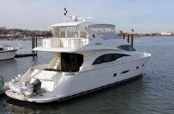 2006 Marquis 65 Motor Yacht Skylounge