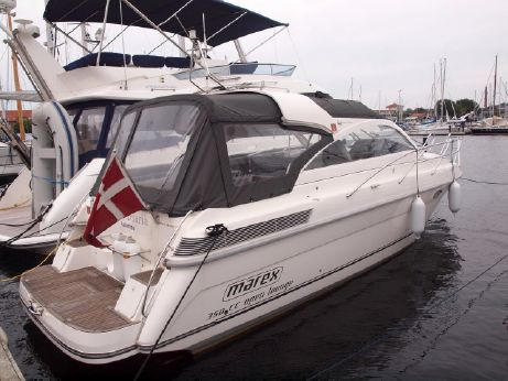 2012 Marex 350 CC Open Lounge