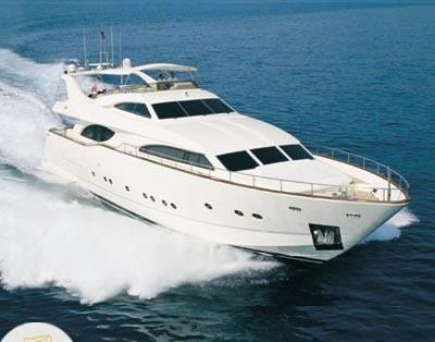 2000 Ferretti Custom Line 94
