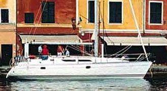 1996 Jeanneau Sun Od. 37.1