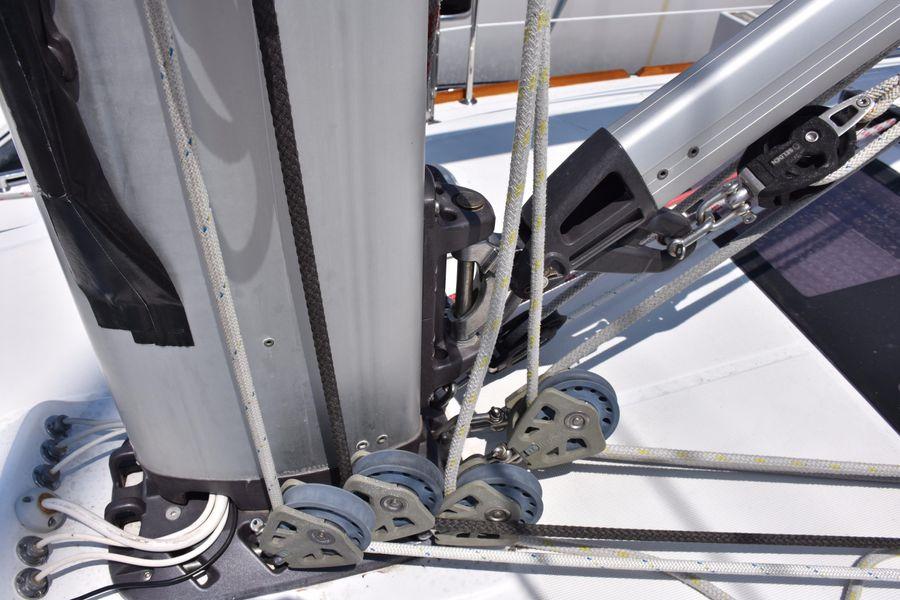 2013 Beneteau Oceanis 50 Sailboat Rigging