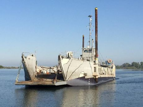 Landing Craft LCM LCU Cargo Supply