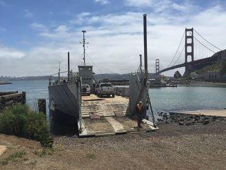 thumbnail photo 2: 1954 Landing Craft LCM LCU Cargo Supply