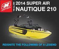 2014 Nautique Super Air 210