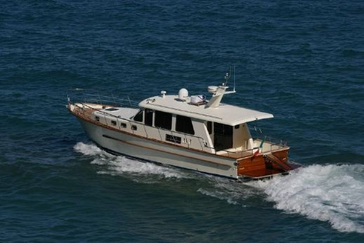 2008 Prima Yachts Alaska 1370 45