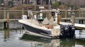 photo of 29' Chris Craft Catalina Sun Tender with Joy Stick docking ease!