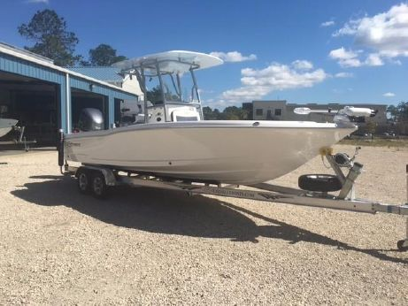 2018 Crevalle 26 Bay