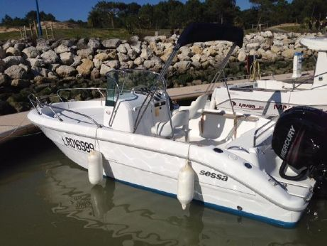 2006 Sessa Marine Key Largo 20