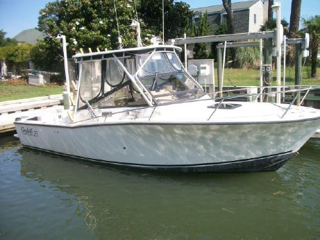 1995 Carolina Classic 25 Sport Fisherman