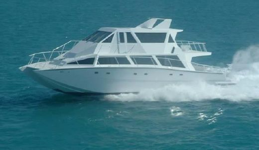 2003 Multihull Technologies Power Catamaran