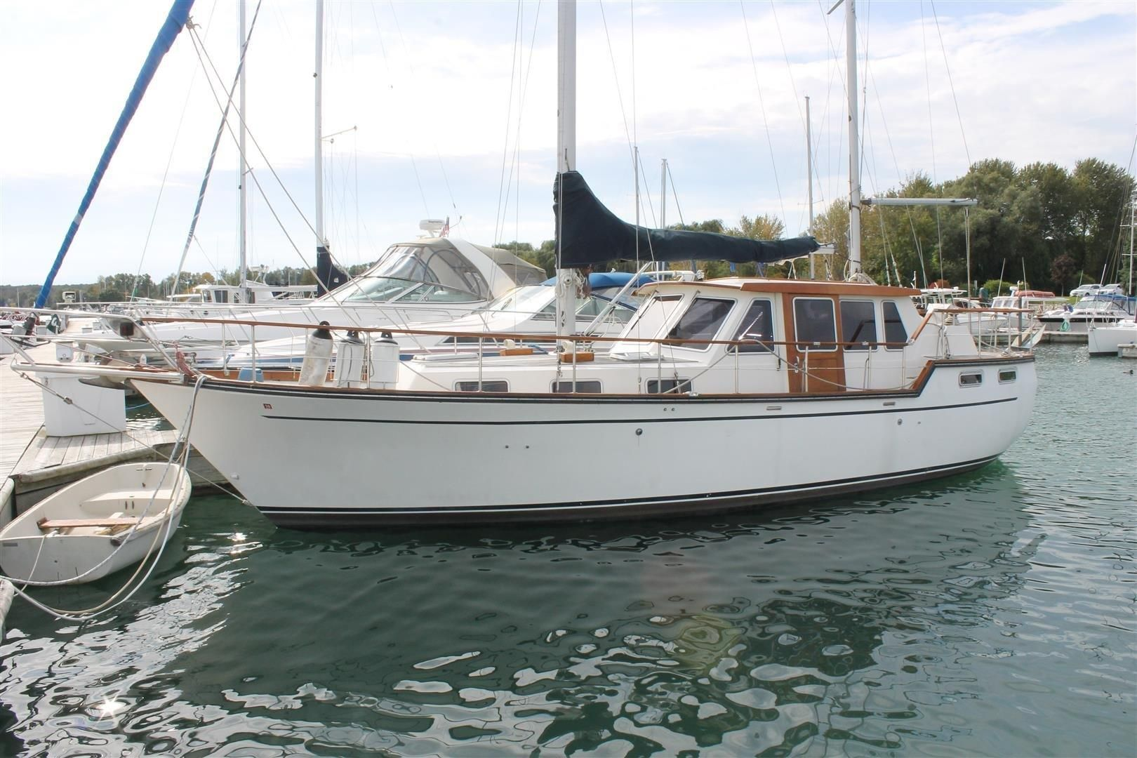 1986 Nauticat 36 Sail Boat For Sale Www Yachtworld Com