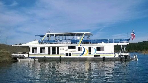 1999 Sharpe 18' x 84' Houseboat