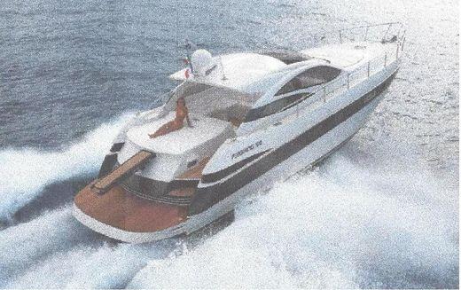 2005 Pershing 50