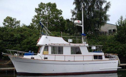1976 Chb Trawler