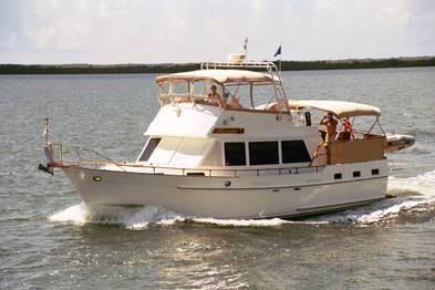 1980 Island Gypsy Motor Cruiser