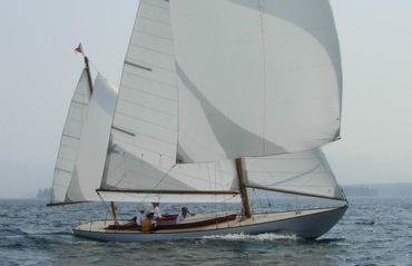 1914 Herreshoff Buzzards Bay 25