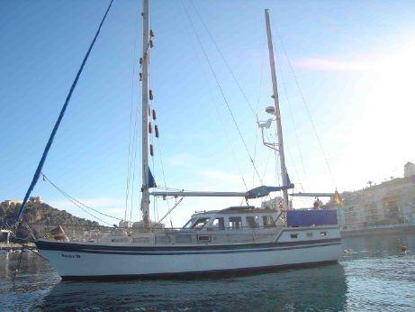 1983 Seafinn 411