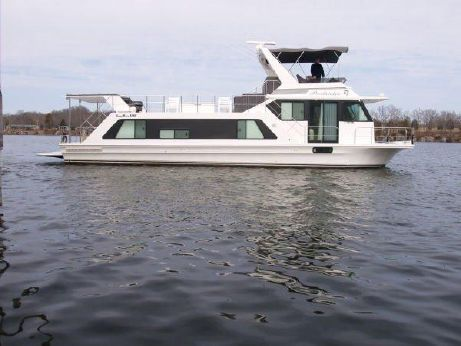 2006 Harbor Master 52 Widebody Pilothouse