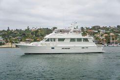 1993 Hatteras Cockpit Motor Yacht