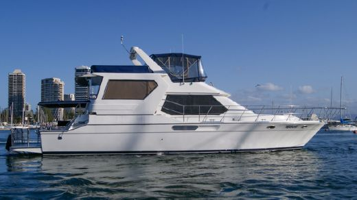 1990 Prima 52 Yachtfisher